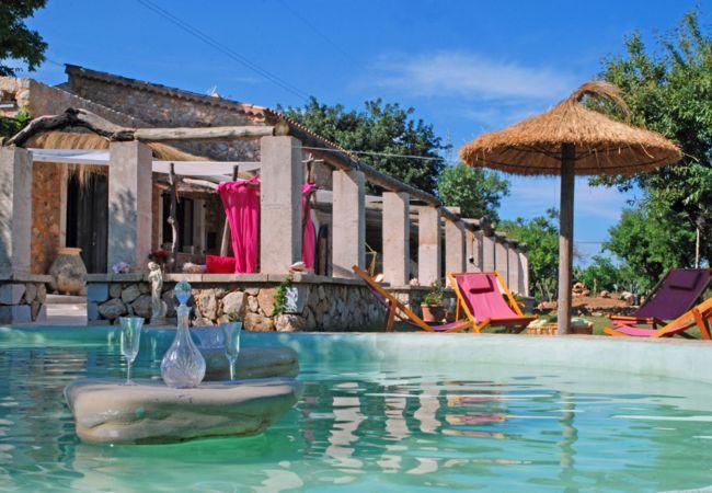 Casa rural en Buger - Special offer!! Villa Cascada Chumbera
