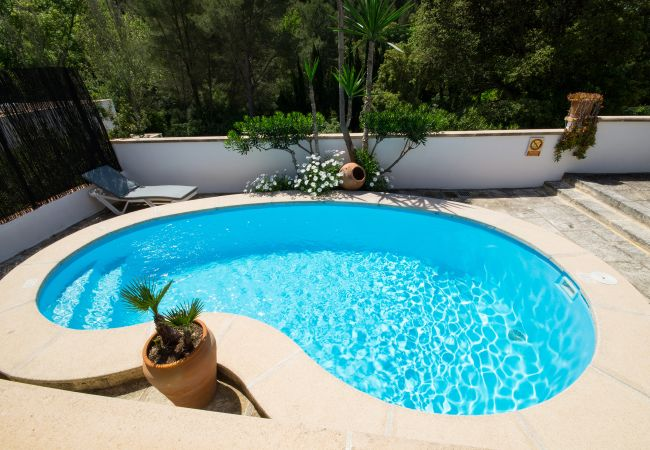 Villa en Cala Sant Vicenç - CAN CORIOS, PRIVATE POOL, FREE WIFI, PERFECT LOCAT