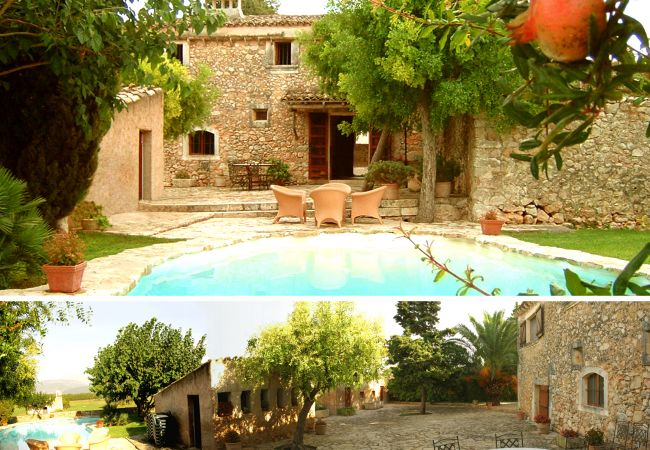 Villa in Buger - Perfect villas up to 26 people! Private pool, amaz