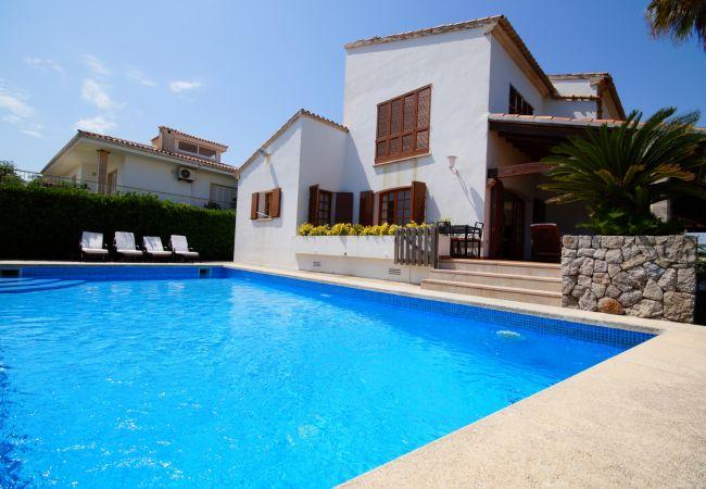 Villa in Alcúdia - Villa Es Mollet