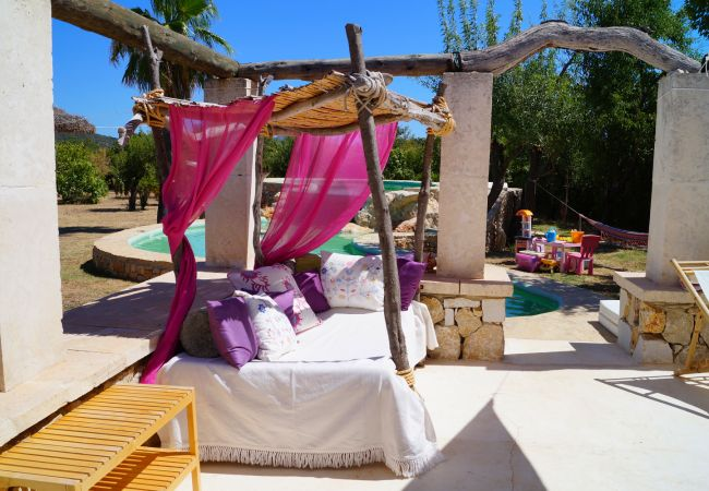 Cottage in Buger - Special offer!! Villa Cascada Chumbera