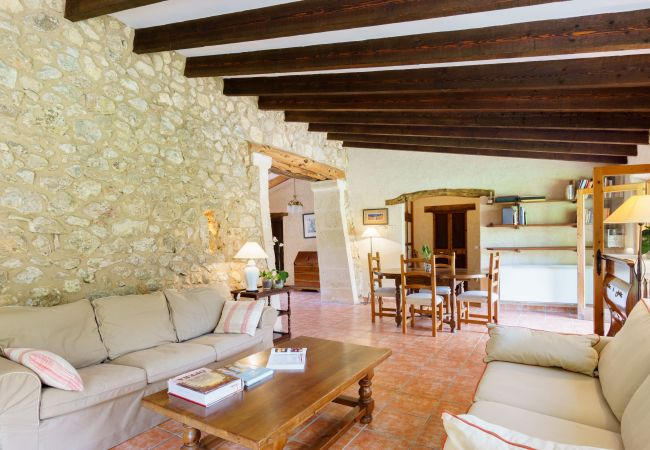 Villa in Buger - Amazing 3 villas up to 26 people! Private pool, pe