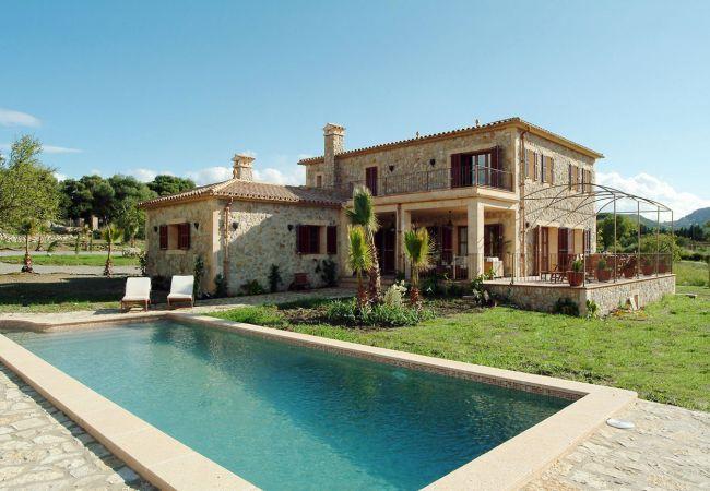 Cottage in Pollensa / Pollença - Luxury Villa in Pollença