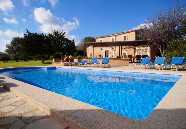 Villa in Calas de Mallorca - SEPTEMBER SPECIAL OFFER!