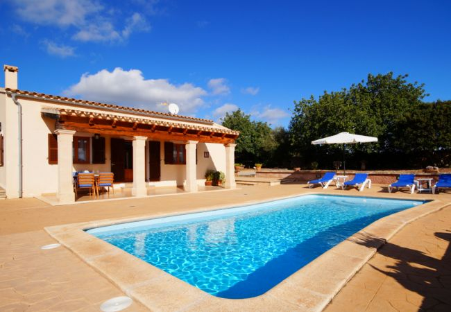 Country house in Calas de Mallorca - PRECIOSA FINCA ES GARRIGO