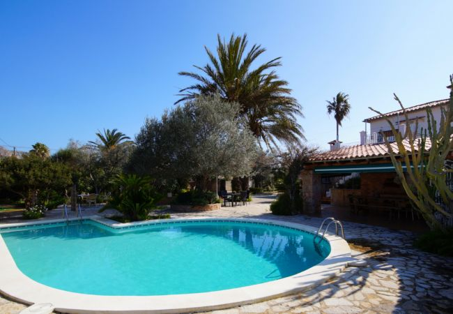 Villa in Port de Pollença - SPECIAL OFFER! Villa Can Moix