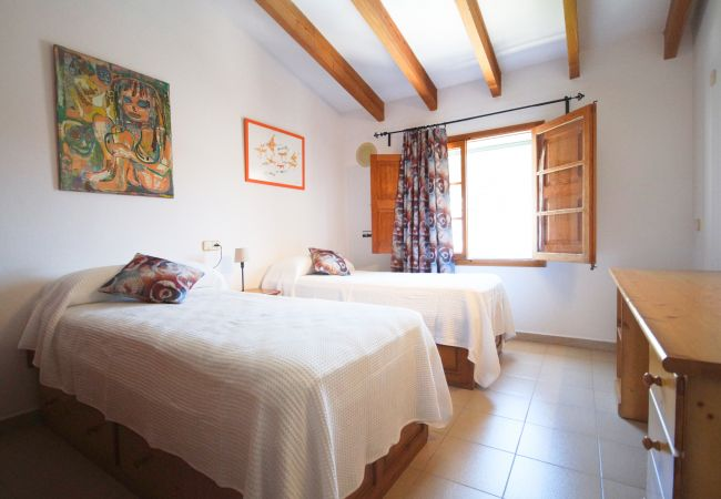 House in Caimari - AMAZING TOWNHOUSE CAN ROSETA, PRIVATE POOL, FREE W
